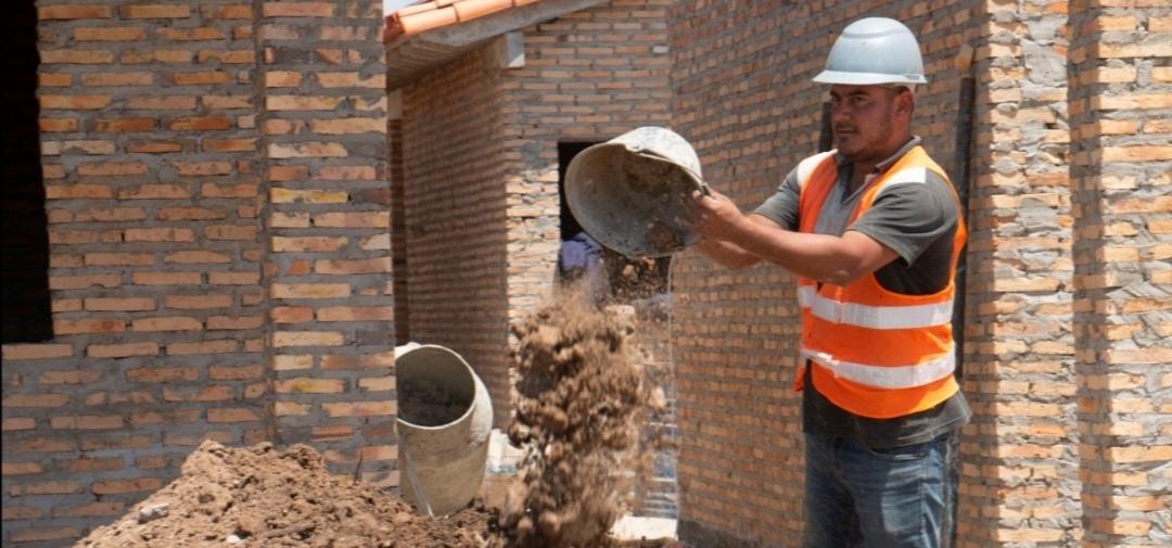 Números alentadores en primer cuatrimestre de ejecución de programas habitacionales