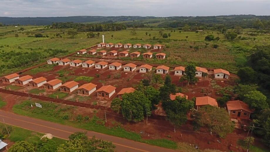 Luego de cinco años familias de Caaguazú recibirán sus viviendas