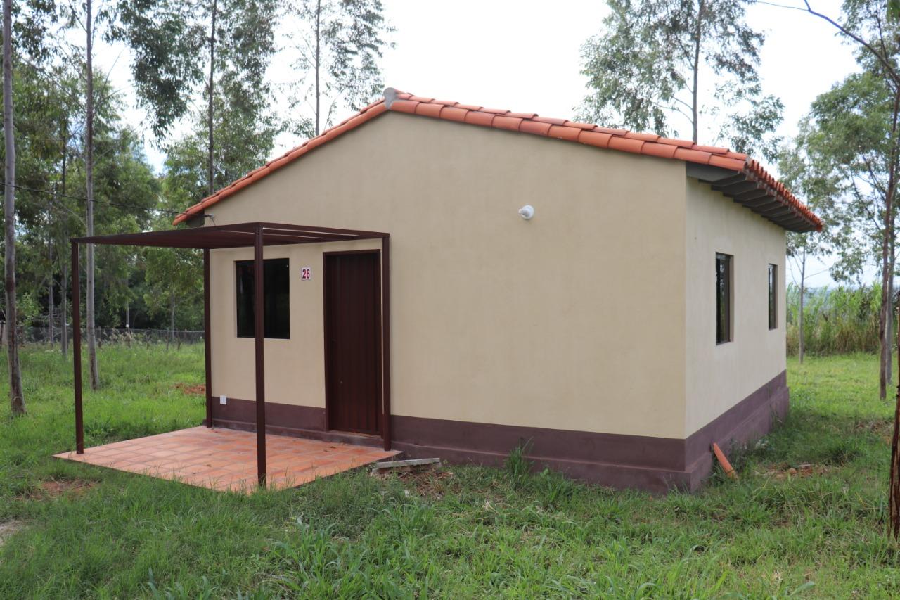 Familias rurales de Caaguazú accederán a una vivienda digna